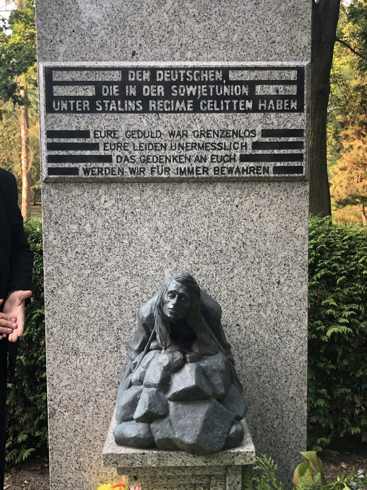 Deportation der Russlanddeutschen